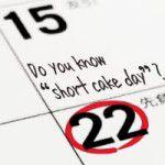 毎月22日は「ショートケーキの日」って知ってる?