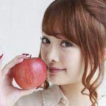 リンゴの「くぼみ」に隠された意外な真実…実の部分は本当は茎だった!?